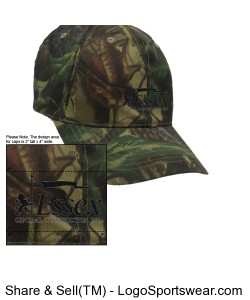 Camo Cap Design Zoom